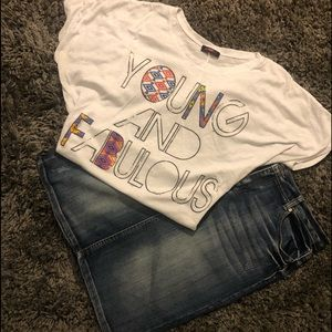🌟Young and Fab Shirt🌟